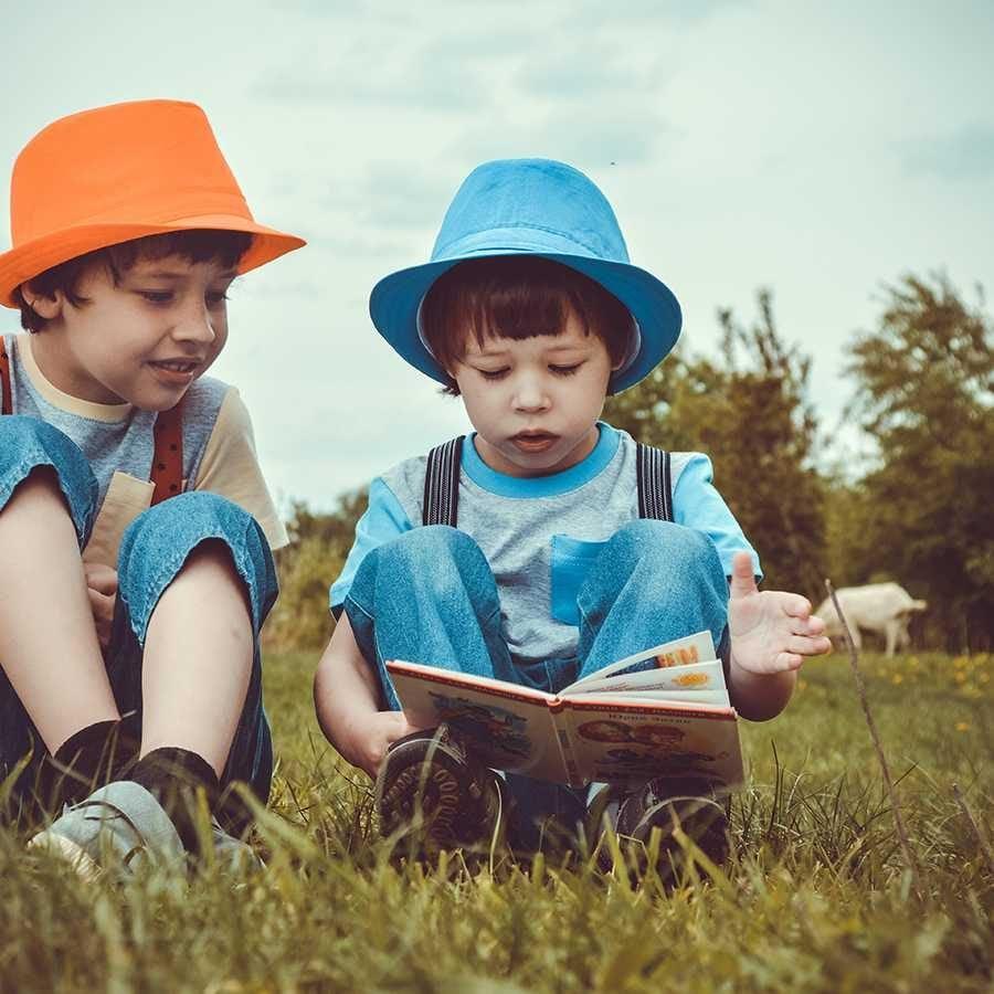 Friendship of kids